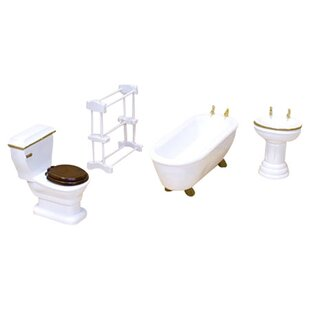 Dollhouse Bathroom Furniture ByMelissa & Doug