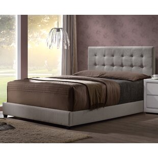 Glenside Upholstered Panel Bed by Darby Home Co