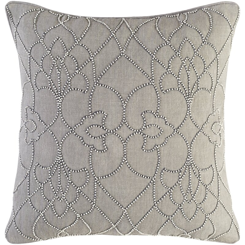 Highworth Linen Throw Pillow