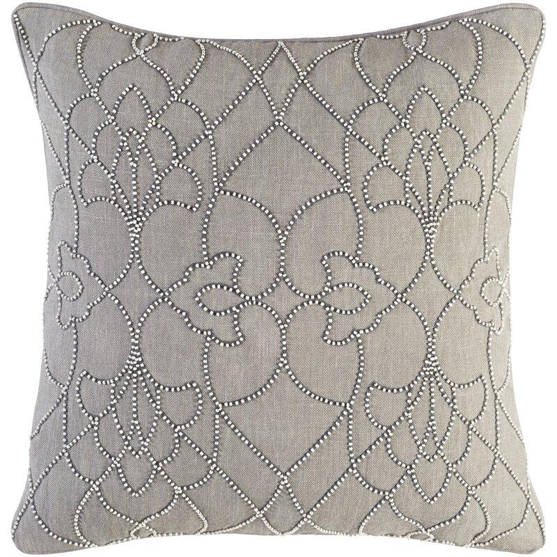 Highworth Linen Throw Pillow