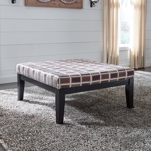 Jaliyah Cocktail Ottoman by Millwood Pines