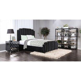 House of Hampton Mcdorman Upholstered Panel Bed