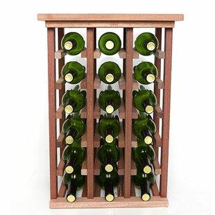 End Table With Wine Rack Wayfair