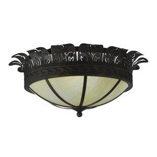 Meyda Tiffany Crowne 4-Light F..
