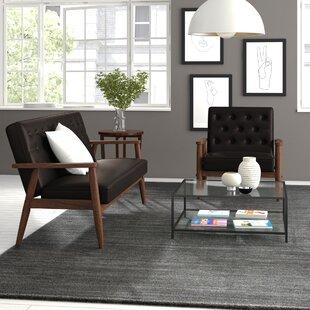 Zoee Contemporary 3 Piece Living Room Set by Zipcode Design™