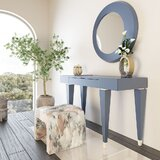 Rodley Vanity Set with Stool and Mirror by Brayden Studio®
