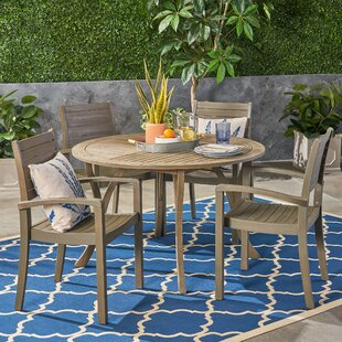 Wynsum 5 Piece Dining Set