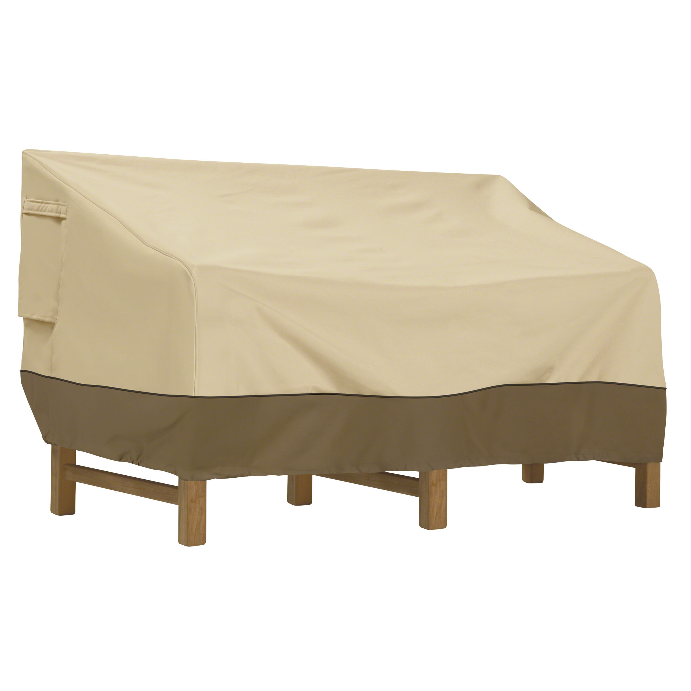 Freeport Park Donahue Water Resistant Patio Sofa Cover With 3 Year Warranty Reviews Wayfair