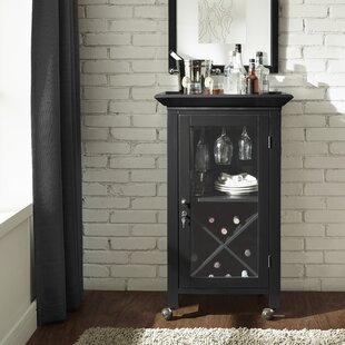 Saltsman Bar Cabinet by Alcott Hill