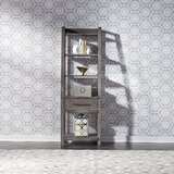Cortinas 72 H x 24 W Etagere Bookcase by Gracie Oaks