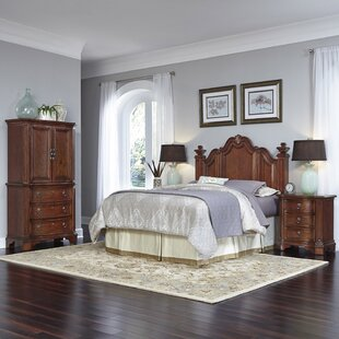Plains Platform 3 Piece Bedroom Set