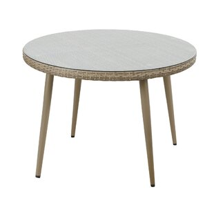 Bungalow Rose Pantano Dining Table
