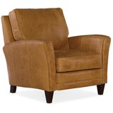 Zion Club Chair by Bradington-Young