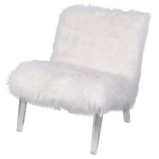 Akeeta Lounge Chair by Everly Quinn