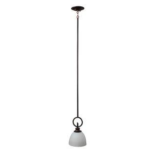 Whitfield Lighting Kelsey 1-Light Bell Pendant