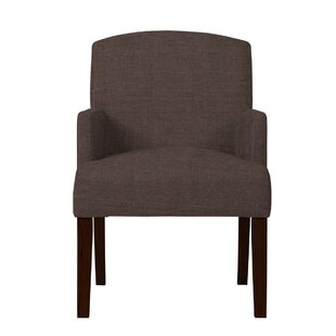Langley Street Arturo Solid Upholstered Arm Chair