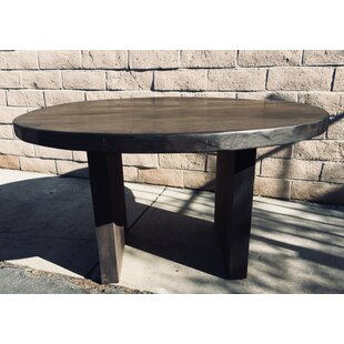 Branstetter Solid Wood Dining Table by Foundry Select