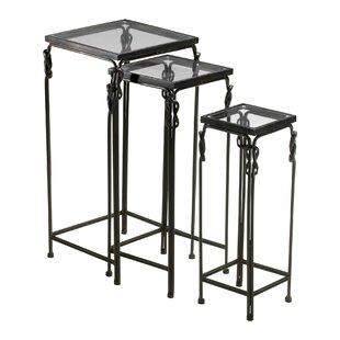 Cyan Design Dupont 3 Piece Nesting Tables