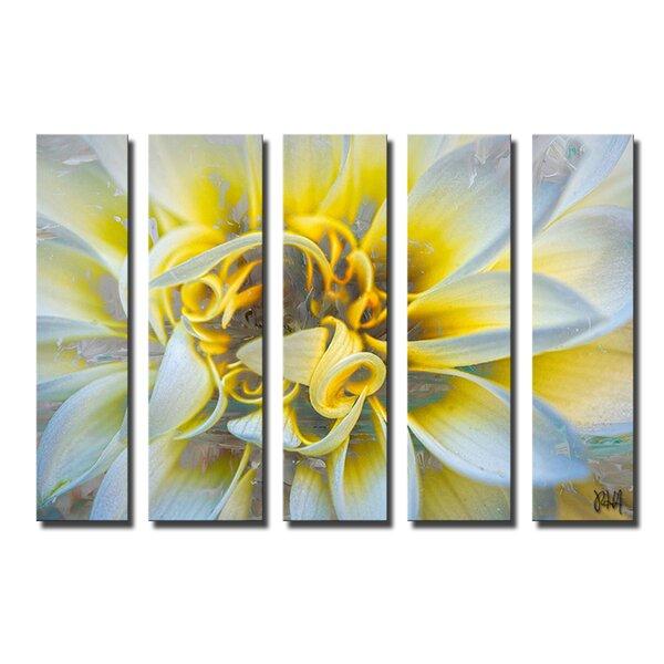 Cream And Gold Wall Art   Wayfair