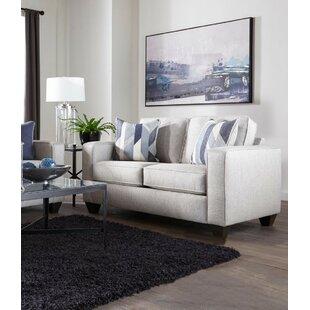 Buy luxury Berens Slate Loveseat by Charlton Home Reviews (2019) & Buyer's Guide