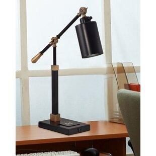 Ashwood Cylinder Multi-Direction 23 Desk Lamp
