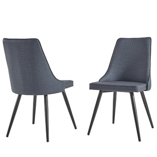 Caskey Dining Chair (Set of 2) George Oliver