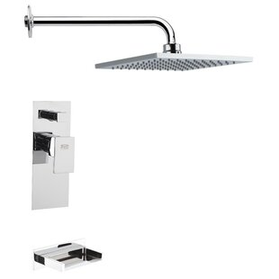 Remer by Nameek's Peleo Diverter Shower Faucet with Valve
