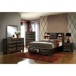 Barbosa Panel Configurable Bedroom Set