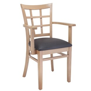 Solid Wood Arm Chair by Benkel Seating