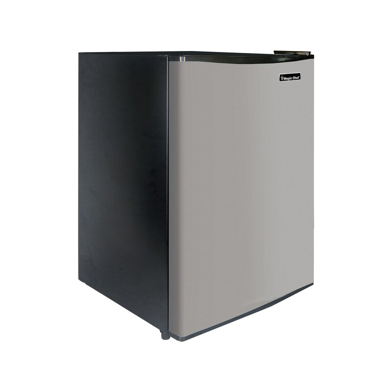 Magic Chef 2 4 Cu Ft Freestanding Mini Fridge Wayfair For over 85 years, magic chef has been the valued household name for dependable kitchen products. 2 4 cu ft freestanding mini fridge