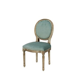 Galaxy French Oval Side Chair by C2A Designs