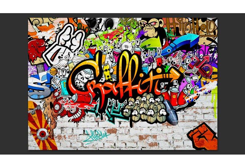 Graffiti Folie