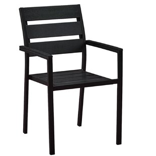 Galiano Modern Contemporary Stacking Patio Dining Chair