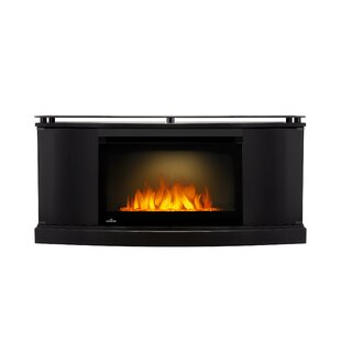 Anya TV Stand for TVs up to 60 with Electric Fireplace Included by Napoleon