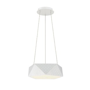 Acuto 4-Light Chandelier by Eurofase