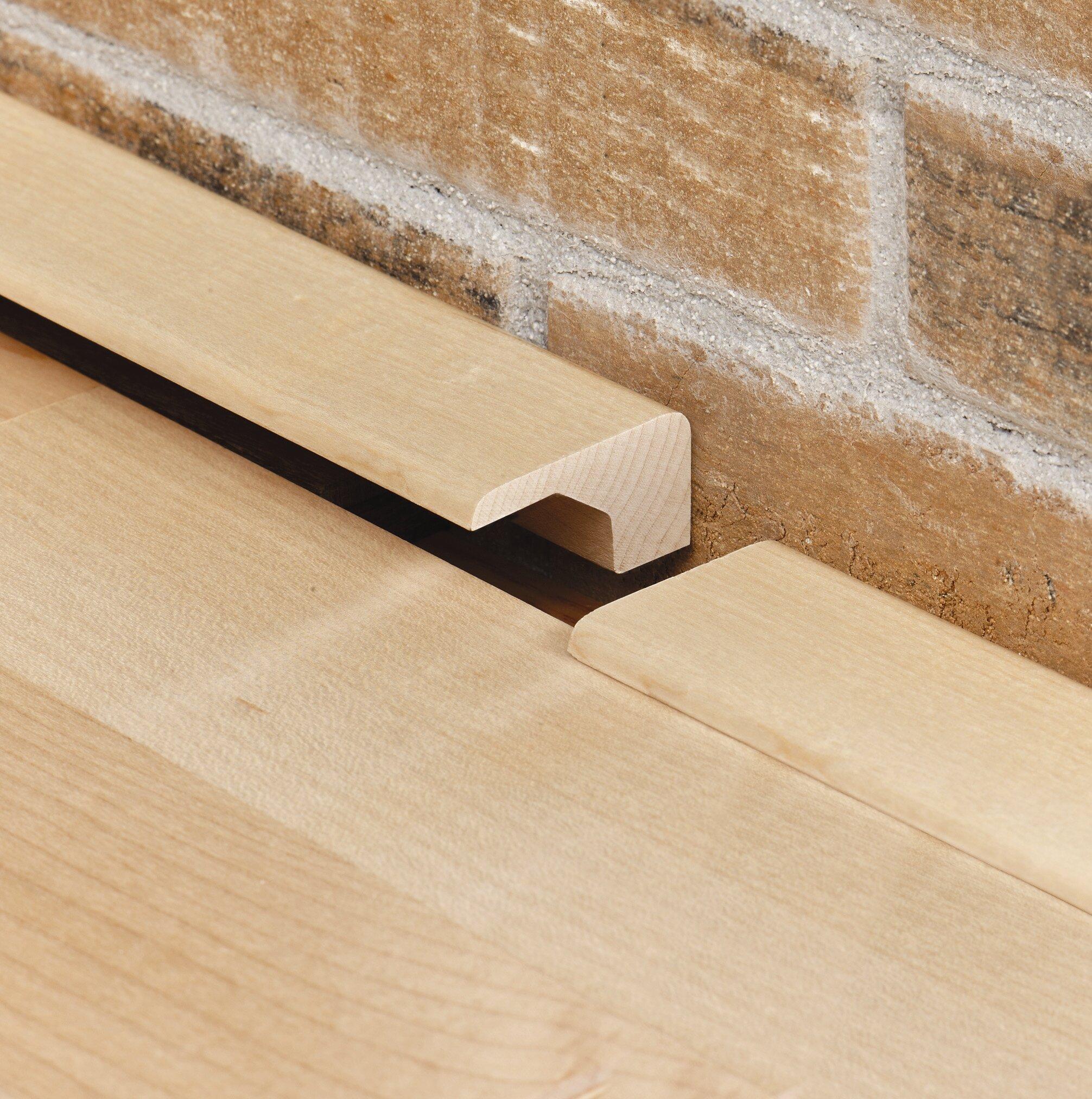 "Moldings line 0 68"" x 1 56"" x 78"" Bamboo Carbonized Horizontal"