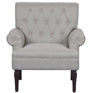 Schleicher 295 Armchair by Charlton Home
