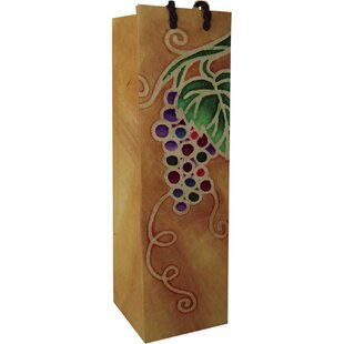 Handmade Batik Single Bottle Carrier
