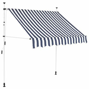Wyaconda W 2.5x D 1.2m Retractable Patio Awning By Sol 72 Outdoor
