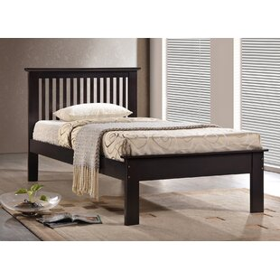 Compare Auvergne Twin Slat Bed by Harriet Bee Reviews (2019) & Buyer's Guide