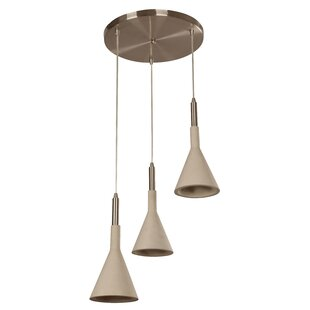 Grogan 3-Light Pendant by ..