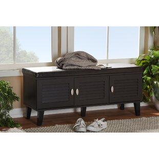 Inexpensive Spicer 6-Pair Shoe Storage Cabinet ByEbern Designs