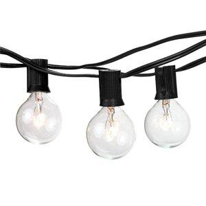 Ambience 25-Light 25 ft. Globe String Lights