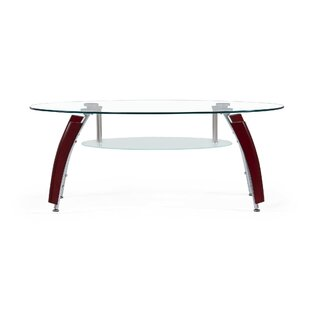 Buckhurst Coffee Table by Ebern Designs Savings