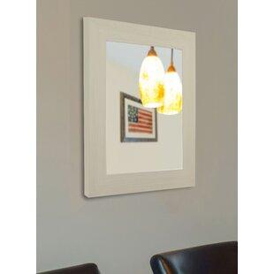 Workman Ivory Aluminum Wall Mirror ByCorrigan Studio