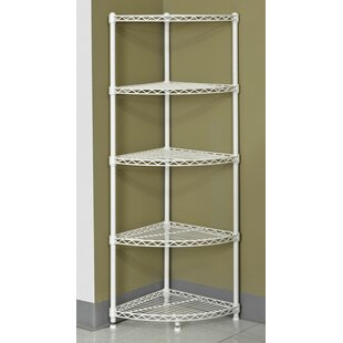 White Wire Shelving | Wayfair
