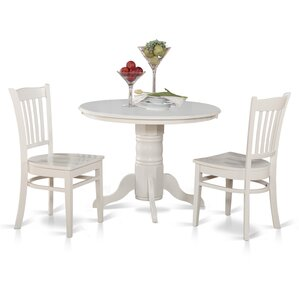 Langwater 3 Piece Bistro Set by Beachcres..