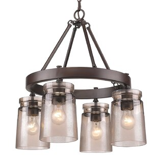 Extra large lantern chandelier wayfair rock river 4 light chandelier mozeypictures Image collections