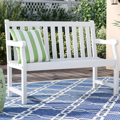 Tremendous Sol 72 Outdoor Hatten Wood Garden Bench Size 35 Inch H X 60 Bralicious Painted Fabric Chair Ideas Braliciousco