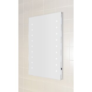 LED Dot Lights Bathroom Mirror